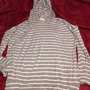 Lightweight Fashionable hoodie/pullover